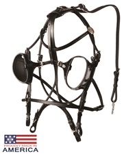 Feather-Weight® Telescope Bridle Leather