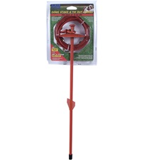 Titan® Dome Tie Out Stake & Heavy Tie Out Cable Combo
