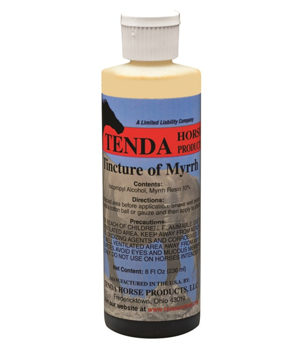 Tenda® Tincture Of Myrrh 8 oz.