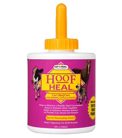 Cut Heal Hoof Heal™ 32 oz.