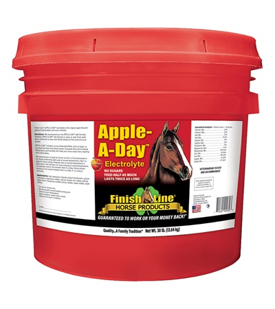 Finish Line® Apple-A-Day™ 30 lb.