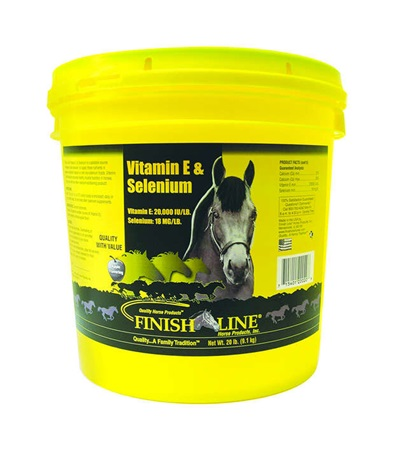 Finish Line® Vitamin E & Selenium 20 lbs.