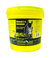 Finish Line® Vitamin E & Selenium 20 lb.