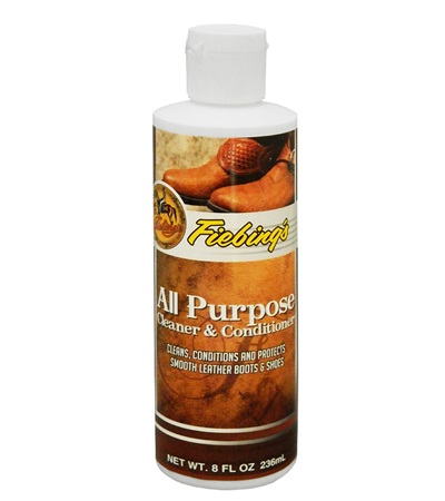 Fiebing's All Purpose Leather Cleaner & Conditioner 8 oz.