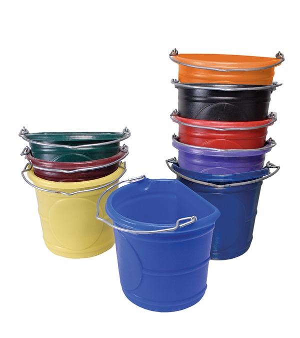 Flat Back Water Bucket 20 Qt.