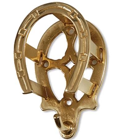 Bridle Bracket Solid Brass