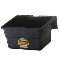 Fence Feeder Rubber 18 qt.