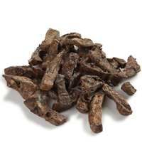 Pet 'n Shape Beef Lung CHUNX Bacon All-Natural Dog Treats