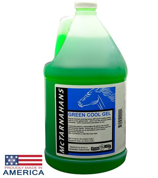 McTarnahans® Green Cool Gel Gallon