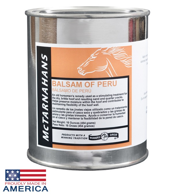 McTarnahans® Balsam Of Peru 1 lb.