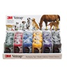 "3M™ Vetrap™ Bandaging Tape Display 4""x 5 yards"