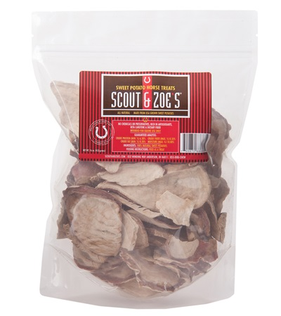 Scout & Zoe's® Sweet Potato Horse Treats 16 oz.