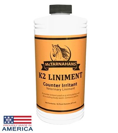 McTarnahans® K2 Liniment 16 oz.