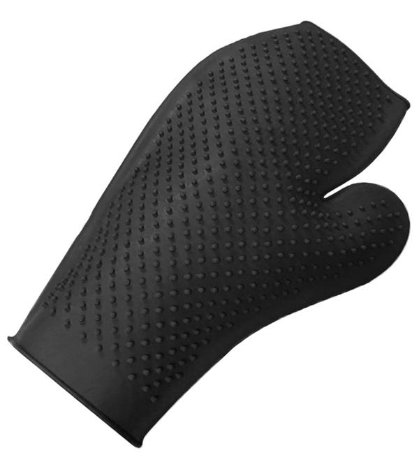 Rubber Massage Glove