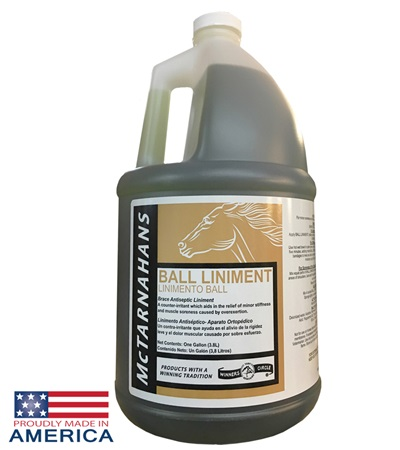 McTarnahans® Ball Liniment Gallon