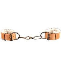 Deluxe Leather Chain Hobble