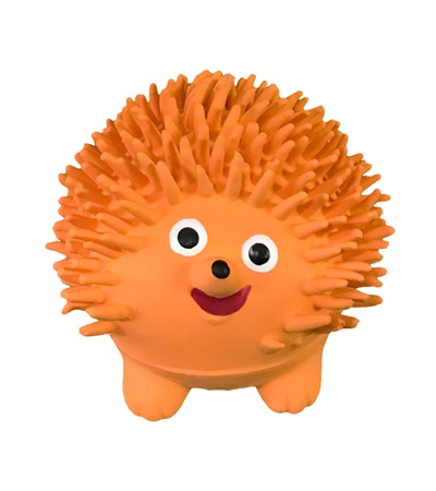 Rascals® Latex Hedgehog 3""