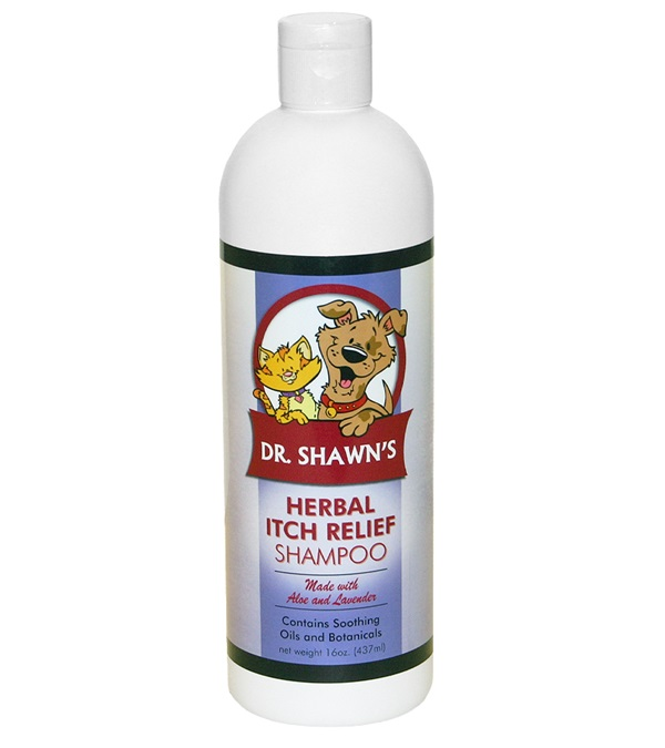 Dr. Shawn's Herbal Itch Relief Shampoo 16 oz.