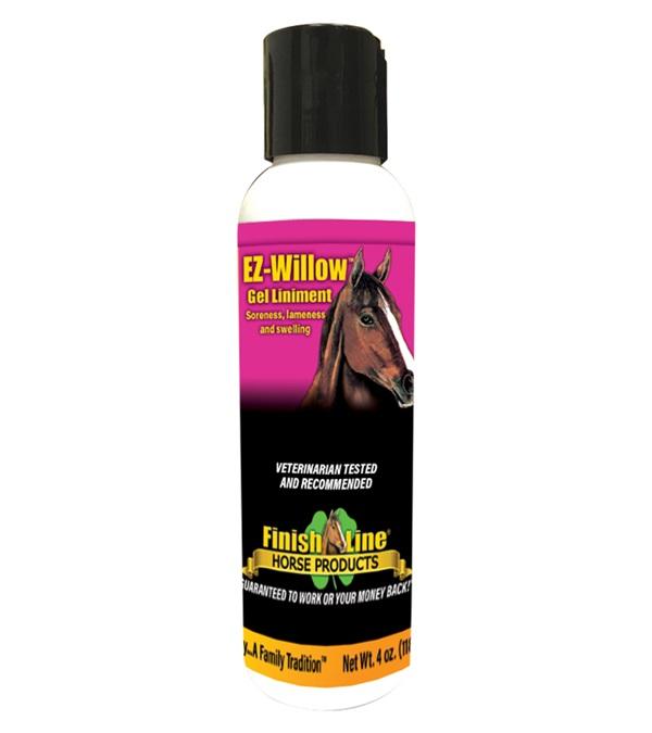 Finish Line® EZ-Willow™ Gel Liniment  4 oz.