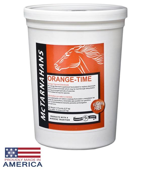 McTarnahans® Orange-Time 5 lbs.