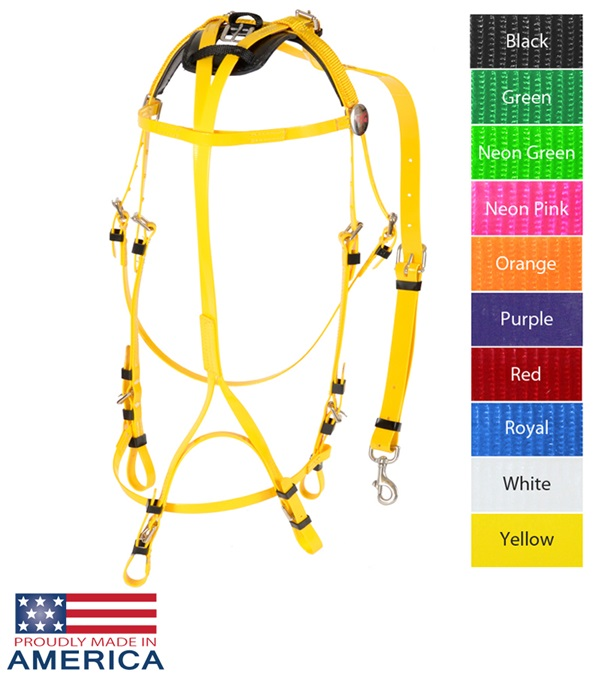 Feather-Weight® Pony Open Bridle Synthetic