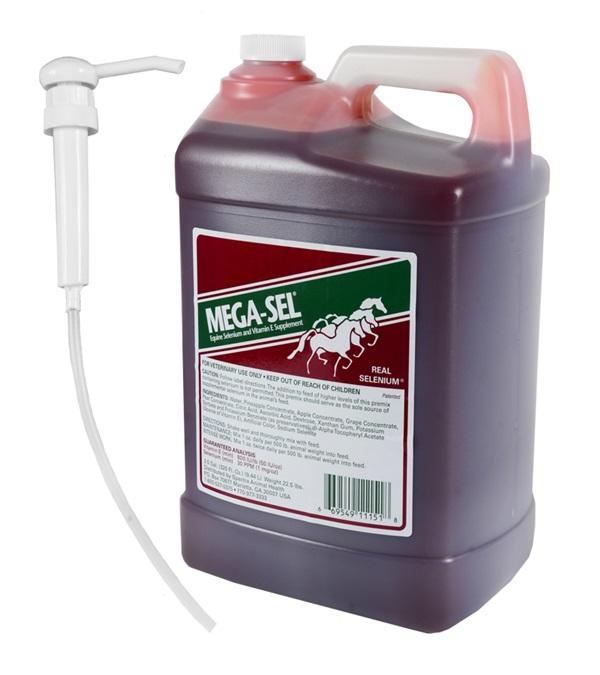 Mega-Sel® 2.5 Gallons