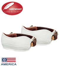 LITE-N-TUFF® Feather-Weight® Quarter or Grabbing Boots Weighted