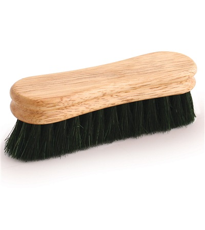 Legends™ Green Horsehair Face Brush 4-1/2""