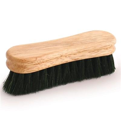 """Legends™ Green Horsehair Face Brush 4-1/2"""""""