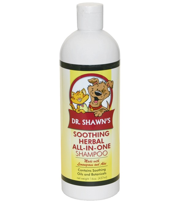 Dr. Shawn's Soothing Herbal All-In-One Shampoo 16 oz.