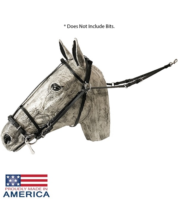 Feather-Weight® Side Check Bridle