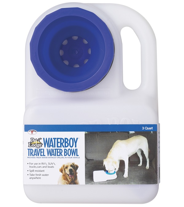 Pet Lodge™ Waterboy Travel Water Bowl