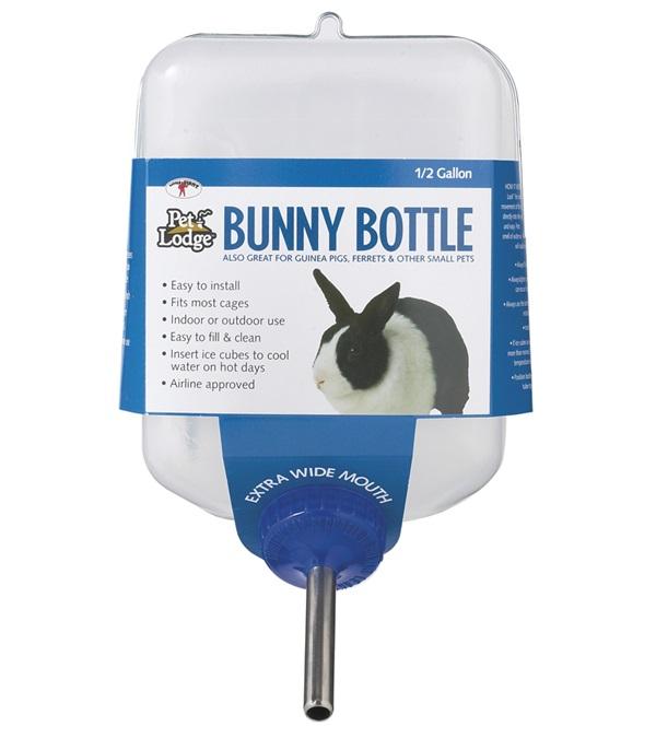 Pet Lodge™ Bunny Bottle 1/2 Gallon