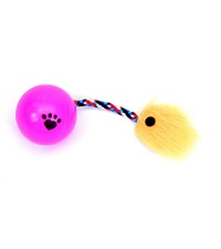 "Rascals® Ball With 6"" Tail"