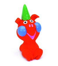"""Rascals® Latex Party Pig 4.5"""""""