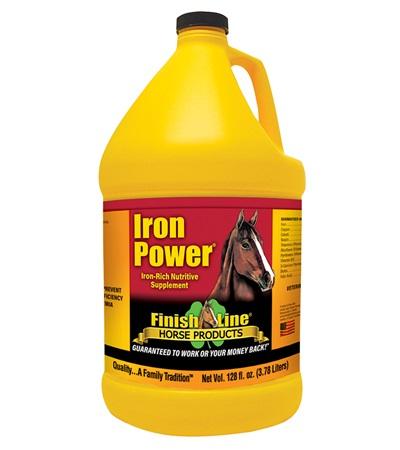 Finish Line® Iron Power® Gallon