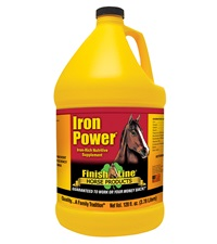 Finish Line® Iron Power® Gallon