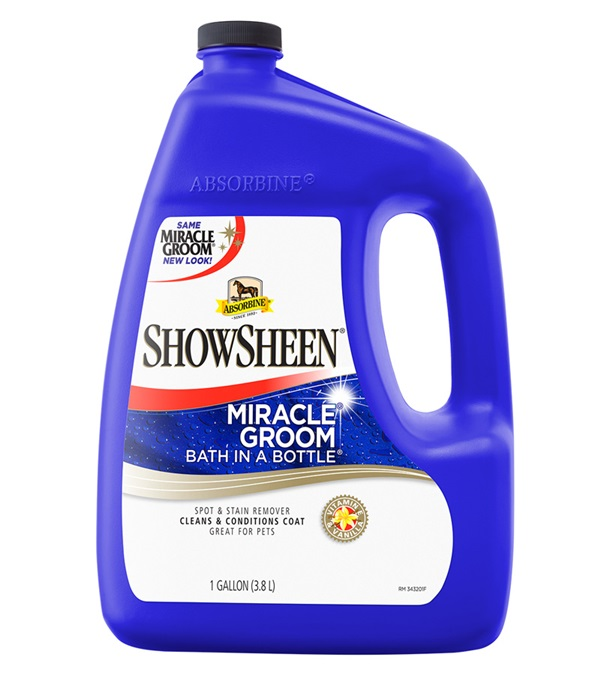 Showsheen® Miracle Groom® Bath In A Bottle Gallon