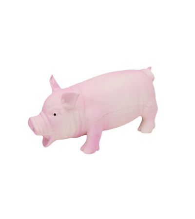 "Rascals® Latex Pig 6.25"""