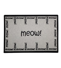 Indipets™ Meow Pet Place Mat