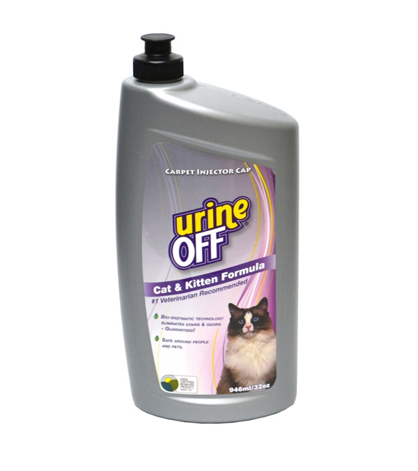 Urine Off® Cat & Kitten Formula with Squirt Top 32 oz.