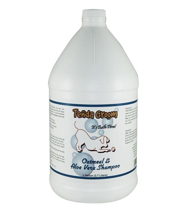 Tenda Groom® Oatmeal & Aloe Vera Shampoo Gallon