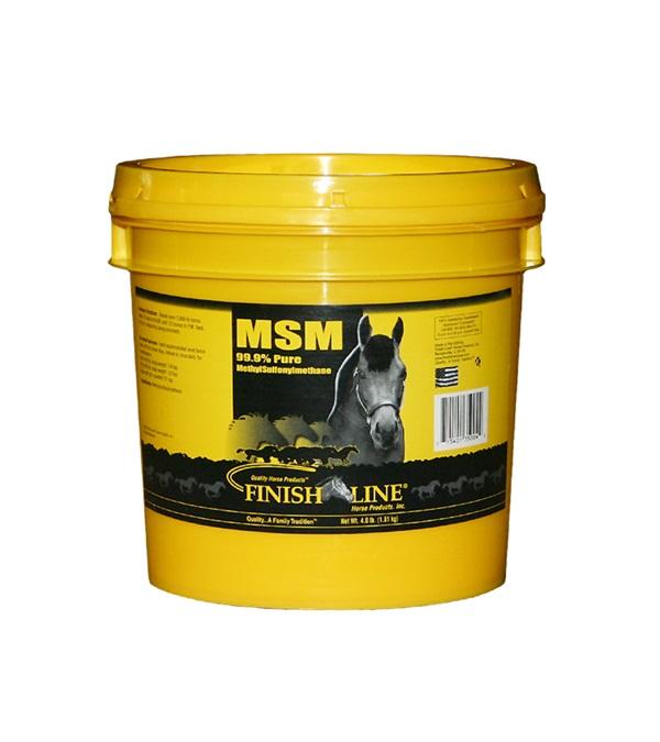 Finish Line® MSM 99.9% Pure 4 lb.