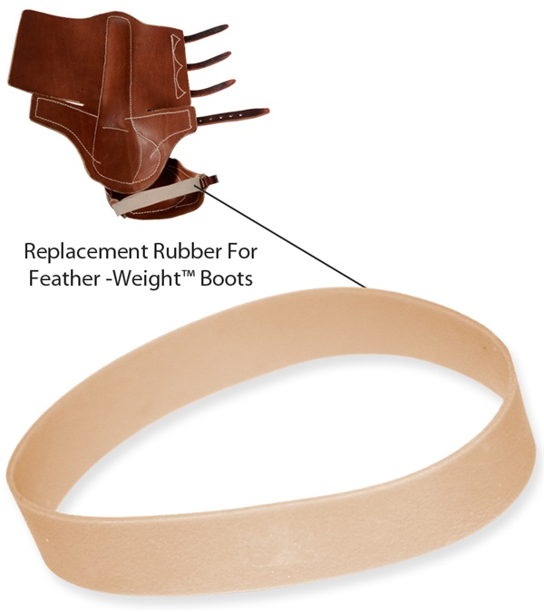Large Rubber Horse Water Tubs: Feather-Weight Rubber Bands