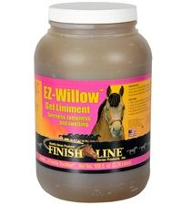 Finish Line® EZ-Willow™ Gel Liniment 128 oz.