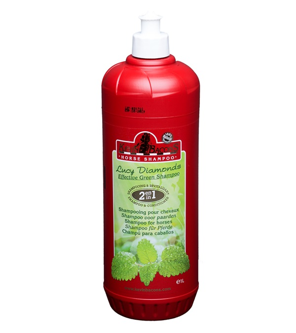 Kevin Bacon's® Lucy Diamonds Effective Green 2-in-1 Shampoo & Conditioner 1 Liter