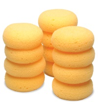 Round Tack Sponges