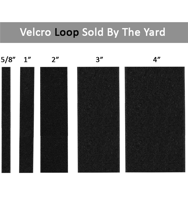 Velcro® Loop Side