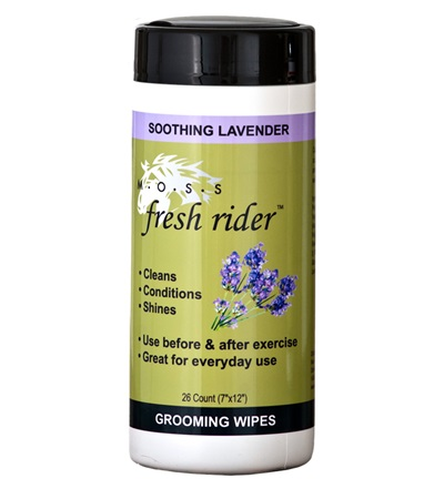 MOSS™ Grooming Wipes Soothing Lavender