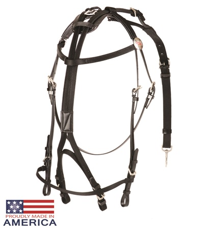 Feather-Weight® Beta/Nylon Open Bridle